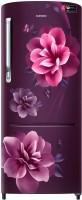 SAMSUNG 212 L Direct Cool Single Door 4 Star Refrigerator(Camellia Purple, RR22R373YCR/HL)
