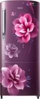 Samsung 192 L Direct Cool Single Door 3 Star Refrigerator(Camellia Purple, RR20R272ZCR/NL) (Samsung)  Buy Online