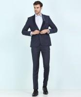 Parx Two piece suit Self Design Men Suit
