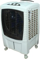 View Texon COOLEST 55 LTR Room/Personal Air Cooler(White, Brown, 55 Litres)  Price Online