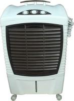 TEXON 85 L Window Air Cooler(White, Brown, COOLEST 85 LTR)