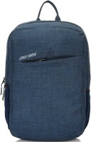 LOUIS CARON 15.6 inch Expandable Laptop Backpack(Blue)