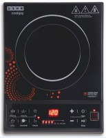Usha IC 3616 Induction Cooktop(Black, Red, Push Button)