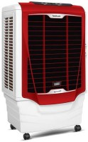 Hindware 80 L Desert Air Cooler(WHITE AND RED, SNOWCREST 80 RED)