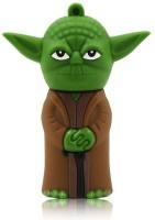 PANKREETI Star Wars Yoda 64 GB Pen Drive(Green)
