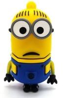 PANKREETI PKT546 Cute Minion Cartoon Designer 256 GB Pen Drive(Multicolor)