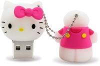 PANKREETI PKT549 Kitty Cat Cartoon Designer 256 GB Pen Drive(Multicolor)