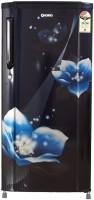 Koryo 190 L Direct Cool Single Door 3 Star Refrigerator(Blue, KDR215BM3F)   Refrigerator  (Koryo)