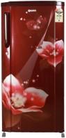 Koryo 190 L Direct Cool Single Door 3 Star Refrigerator(Red, KDR215MR3F)   Refrigerator  (Koryo)