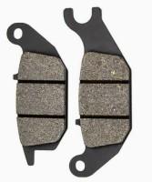 AK ENTERPRISES R15 V2 Vehicle Disc Pad(Pack of 2)