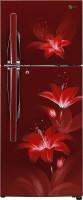 LG 284 L Frost Free Double Door 3 Star Refrigerator(Ruby Glow, GL-T302RRGU) (LG) Tamil Nadu Buy Online