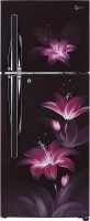 View LG 260 L Frost Free Double Door 3 Star Refrigerator(Purple Glow, GL-T292RPGY) Price Online(LG)