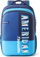 American Tourister CRONE BACKPACK 03-BLUE 34 L Backpack(Blue)