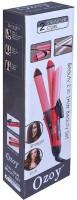 Ozoy Ozoy-Straightener-001 Hair Straightener(Pink)
