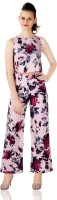 Miss Chase Printed Women's Jumpsuit