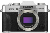 Fujifilm X-T30 Body Only Silver Mirrorless Camera Body Only(Silver)