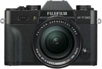Fujifilm X-T30 Mirrorless Camera Body with 18-55 Kit Lens(Black)