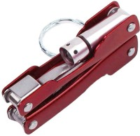 Flipkart SmartBuy Red Multi Utility 9 in 1 Key Chain
