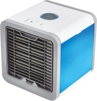 Cellphonez 0.5 L Room/Personal Air Cooler(Grey, Arctic Air Portable 3 in 1 Conditioner Humidifier Purifier Mini Cooler)