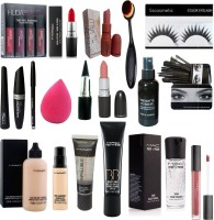 Sscosmetic combo - kit set of 19 ( )(19 Items in the set)