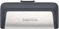 SanDisk 56G-I35 256 GB OTG Drive(Silver, Black, Type A to Type C)