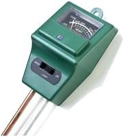 Pramukh Enterprise Soil Tester, 3-in-1 Soil Moisture, ph Meter Pinless Digital Moisture Measurer 0 Pin-Type Analog Moisture Measurer(134 mm)