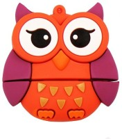 PANKREETI PKT551 Cute Owl Cartoon Designer 256 GB Pen Drive(Multicolor)