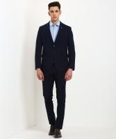Van Heusen 2 Piece Suit Checkered Men Suit