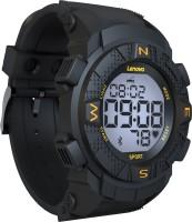 Lenovo Ego Black Smartwatch(Black Strap Regular) Flipkart Rs. 1999.00