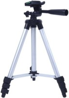 guru kripa enterprises GK-tripod -3110 Tripod(silver and black, Supports Up to 1500 g)