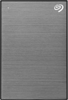 Seagate Backup Plus Slim 2 TB External Hard Disk Drive(Space Grey)