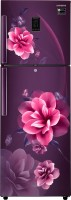 View Samsung 324 L Frost Free Double Door 3 Star Convertible Refrigerator(Camellia Purple, RT34R5438CR/HL)  Price Online