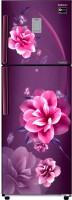 View Samsung 253 L Frost Free Double Door 3 Star Convertible Refrigerator(Camellia Purple, RT28R3923CR/HL)  Price Online