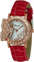 Gerryda G782 Butterfly Analog Watch  - For Women