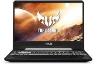 View Asus TUF Gaming Core i5 8th Gen - (8 GB/1 TB HDD/256 GB SSD/Windows 10 Home/4 GB Graphics) FX505GD-BQ316T Gaming Laptop(15.6 inch, Black, 2.2 kg) Laptop