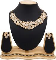 Luxor Alloy Jewel Set(Rose Gold)