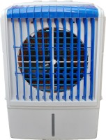 View POWEREST Primo 25 Ltr Room Air Cooler(White, Blue, 25 Litres)  Price Online