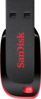 SanDisk pendrive pck of 1 4 GB Pen Drive(Black)