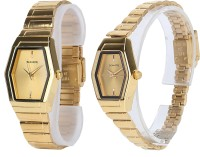 Sonata 70838074YM02 Pairs Analog Watch For Couple