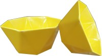 CASADOMANI Good Quality 2 Plastic Bowl for Serving / Mixing Salad, Soup, Snack, Bowl