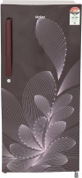 Haier 195 L Direct Cool Single Door 4 Star Refrigerator(Maroon, Grey, HRD-1954CRO-E)