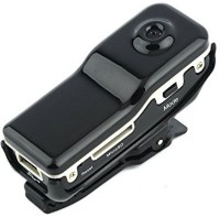 VibeX Voltegic-Sports Action Cam BLK /- 7020 ® Protable MD80 Mini DV DVR 720P HD Sports and Action Camera(Black, 3 MP)