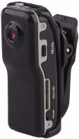 VibeX Voltegic-Sports Action Cam BLK /- 7043 ™ MD80 Mini DV Camcorder DVR Video Camera Webcam 32GB HD Sports and Action Camera(Black, 3 MP)