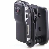 VibeX Voltegic-Sports Action Cam BLK /- 7044 ® Mini DV Camcorder DVR Video Camera Webcam 32GB HD Sports and Action Camera(Black, 3 MP)