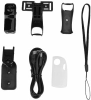 VibeX Voltegic-Sports Action Cam BLK /- 7050 ® MD80 Super Mini DV DVR Sport Video Recorder Digital Camera Sports and Action Camera(Black, 3 MP)