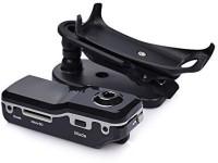 VibeX Voltegic-Sports Action Cam BLK /- 7057 ™ Mini DV Camcorder Action cam DVR Video Camera Webcam Sports Sports and Action Camera(Black, 3 MP)