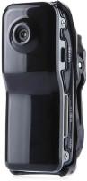 VibeX Voltegic-Sports Action Cam BLK /- 7036 ™ Mini DV DVR Sports Camcorder, POCKET DV with 720 x 480 pixels Sports and Action Camera(Black, 3 MP)