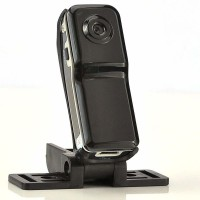 VibeX Voltegic-Sports Action Cam BLK /- 7025 ™ HD 720P Sports Action Camcorder Portable Digital Camera Sports and Action Camera(Black, 3 MP)