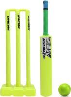 Spartan Plastic Cricket Set_Dhoni version Cricket Kit