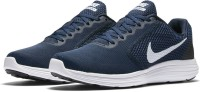 Nike REVOLUTION 3 Running Shoes For Men(Blue)
